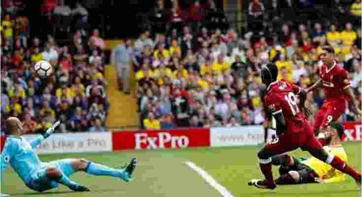 Hasil Watford vs Liverpool Liga Inggris