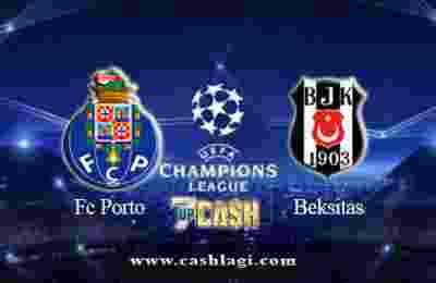 Prediksi Porto vs Besiktas
