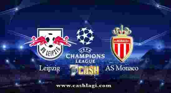 Leipzig Vs Monaco