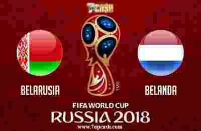 Prediksi Belarus vs Belanda