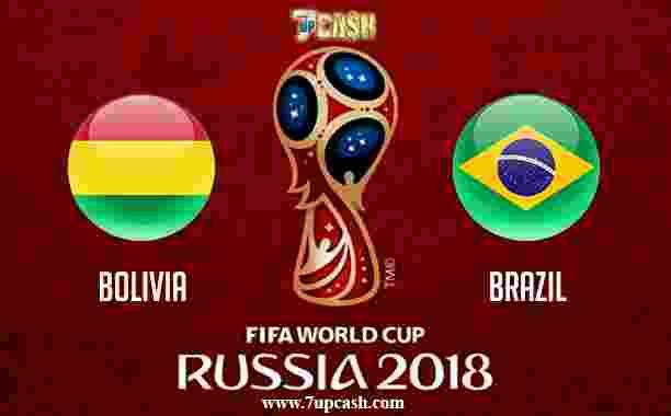 Prediksi Bolivia vs Brazil