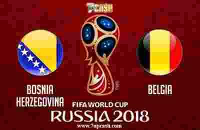 Prediksi Bosnia Herzegovina vs Belgia
