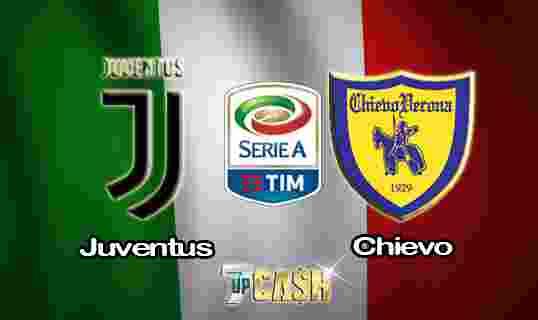Prediksi Juventus vs Chievo