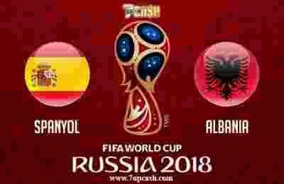 Prediksi Spanyol vs Albania