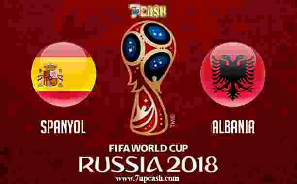 Prediksi Spanyol vs Albania 7 Oktober 2017 - Kualifikasi ...