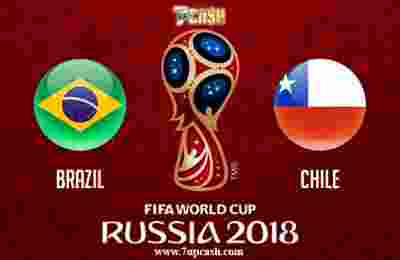 Prediksi Brazil vs Chile