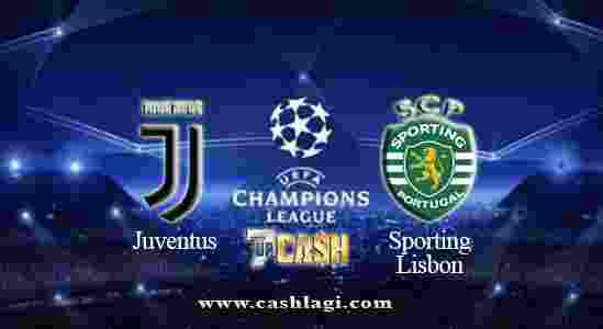 Prediksi Juventus vs Sporting Lisbon