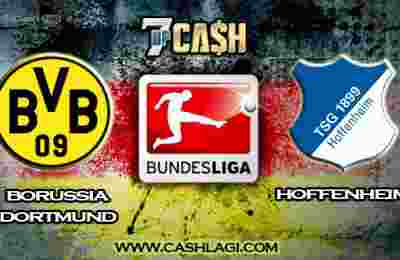 Prediksi Dortmund vs Hoffenheim