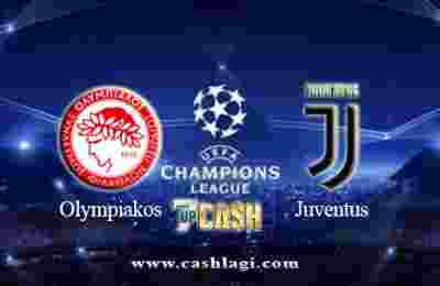 Pada kesempatan kali ini tim 7upcash akan memberikan prediksi Olympiakos vs Juventus Liga Champions pada hari Rabu pukul 02:45