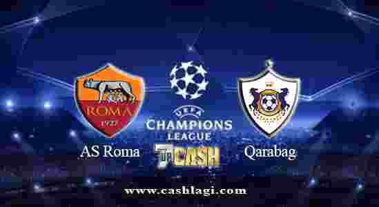 Prediksi Roma vs Qarabag