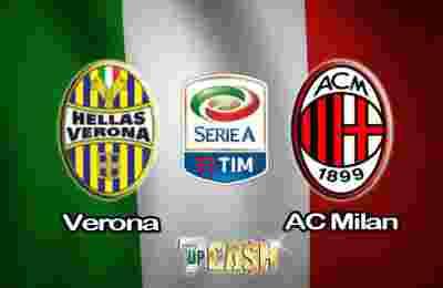Prediksi Verona vs Ac Milan