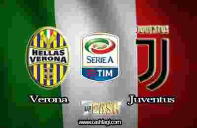 Prediksi Verona vs Juventus