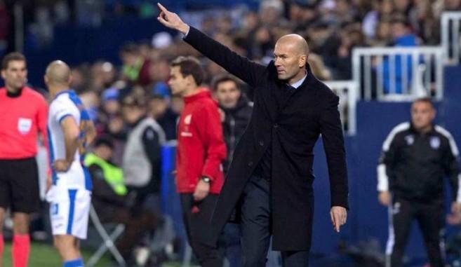 Zidane Cukup Puas Madrid Tak Kebobolan