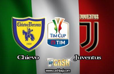 Prediksi Chievo vs Juventus