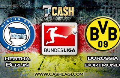 Prediksi Hertha Berlin vs Dortmund