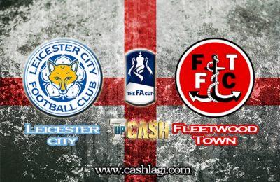 Prediksi Leicester City vs Fleetwood Town