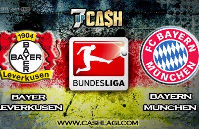 Prediksi Leverkusen vs Bayern Munchen