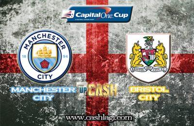 Prediksi Manchester City vs Bristol City