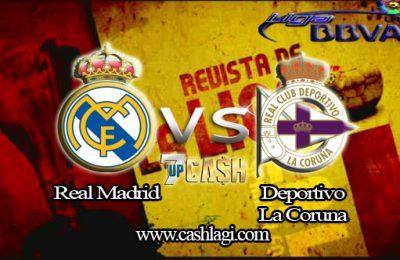 Prediksi Real Madrid vs Deportivo Coruna
