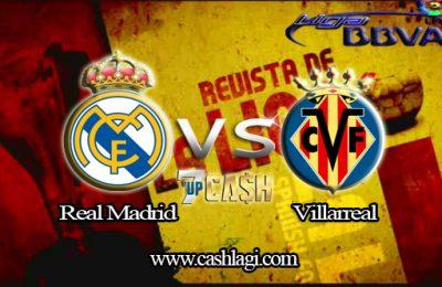Prediksi Real Madrid vs Villarreal