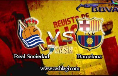 Prediksi Real Sociedad vs Barcelona