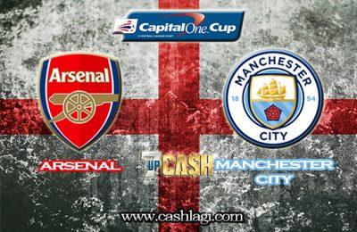 Prediksi Arsenal vs Manchester City