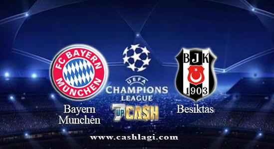 Prediksi Bayern Munchen vs Besiktas