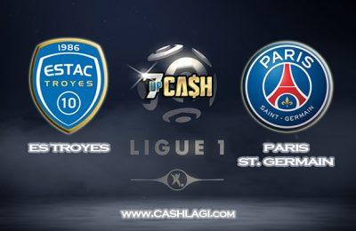 Prediksi ES Troyes vs Paris Saint Germain