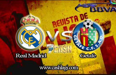 Prediksi Real Madrid vs Getafe