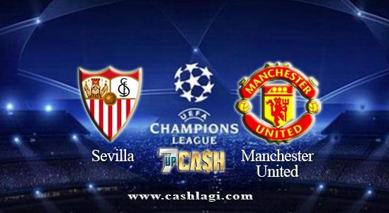 Prediksi Sevilla vs Manchester United