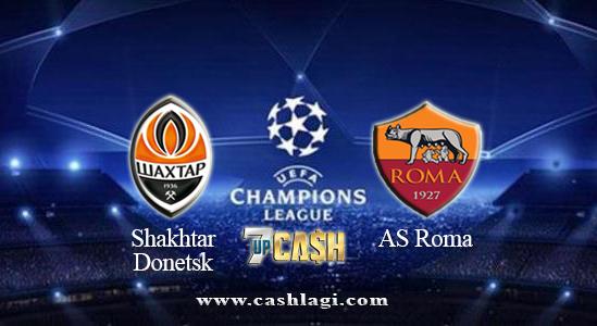 Prediksi Shaktar Donetsk vs Roma
