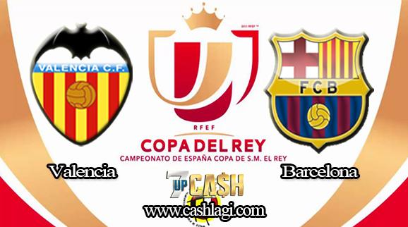 Prediksi Valencia vs Barcelona