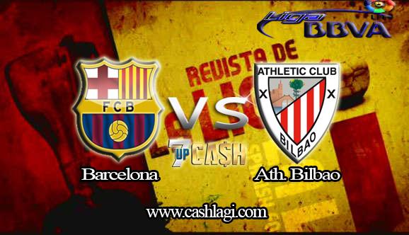 Prediksi Barcelona vs Athletic Bilbao 18 Maret 2018 - Liga ...