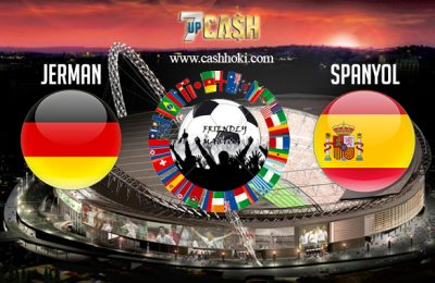 Prediksi Jerman vs Spanyol
