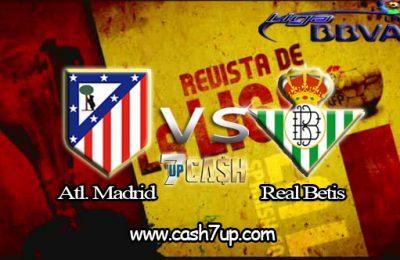 Prediksi Atletico Madrid vs Real Betis