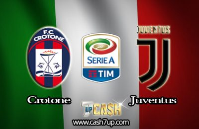 Prediksi Crotone vs Juventus