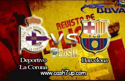 Prediksi Deportivo Coruna vs Barcelona