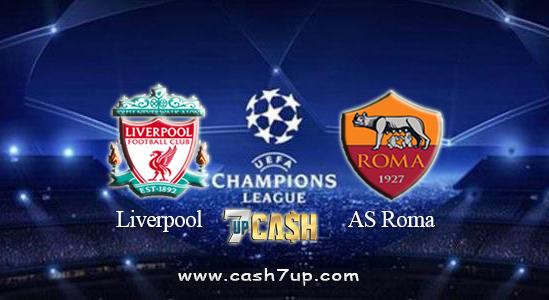 Prediksi Liverpool vs Roma