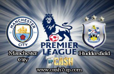 Prediksi Manchester City vs Huddersfield
