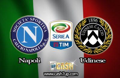 Prediksi Napoli vs Udinese