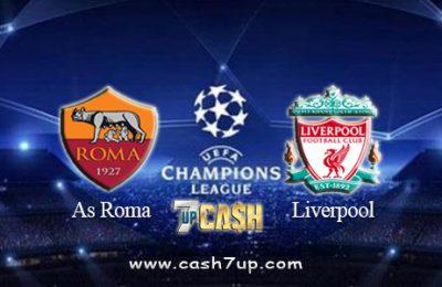Prediksi Roma vs Liverpool