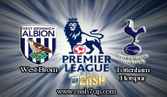Prediksi West Brom vs Tottenham
