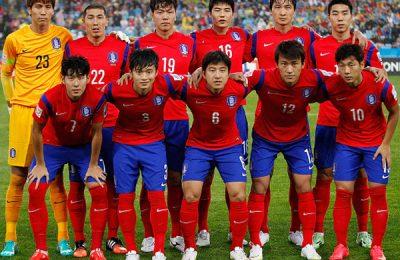 Daftar Skuad Timnas Korea Selatan Piala Dunia 2018
