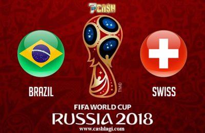 Prediksi Brazil vs Swiss