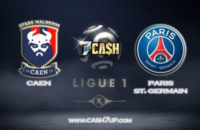 Prediksi Caen vs Paris Saint Germain