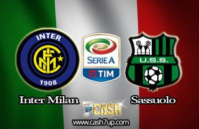 Prediksi Inter Milan vs Sassuolo