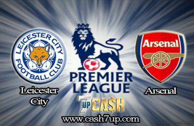 Prediksi Leicester City vs Arsenal