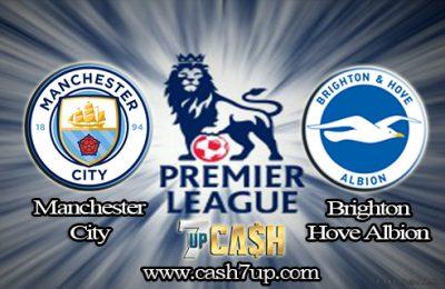 Prediksi Manchester City vs Brighton Albion