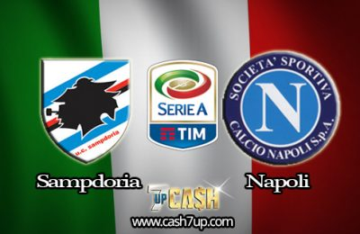 Prediksi Sampdoria vs Napoli