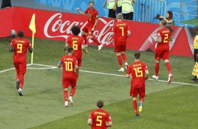 Hasil Belgia vs Panama